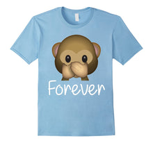 Load image into Gallery viewer, Best Friends Forever T-Shirt For 3 Monkey Emoji #3
