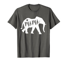 Load image into Gallery viewer, Mama Africa Elephant T-Shirt - Cute Mothers Day Gift For Mom