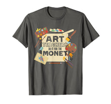 Load image into Gallery viewer, Art Teacher T Shirt - Love Art Teacher Shirts