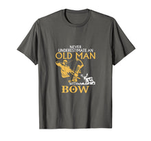 Load image into Gallery viewer, Old Man Archery Compound Bow Deer Elk Big Game Hunting Shirt