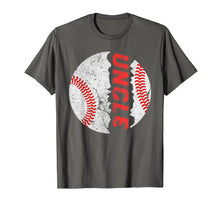 Load image into Gallery viewer, Funny Ball Uncle Softball Baseball Shirt Father's Day Gift