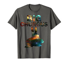 Load image into Gallery viewer, Big Chungus Galaxy funny Gift T-shirt