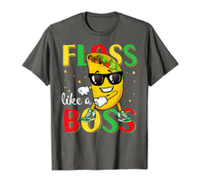 Load image into Gallery viewer, Floss Like A Boss Taco Shirt Flossing Cinco De Mayo Men kids