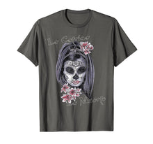 Load image into Gallery viewer, Dia de los Muertos - LA CATRINA SHIRT