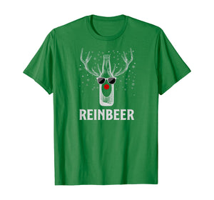 Reinbeer Funny Christmas Holiday T-Shirt