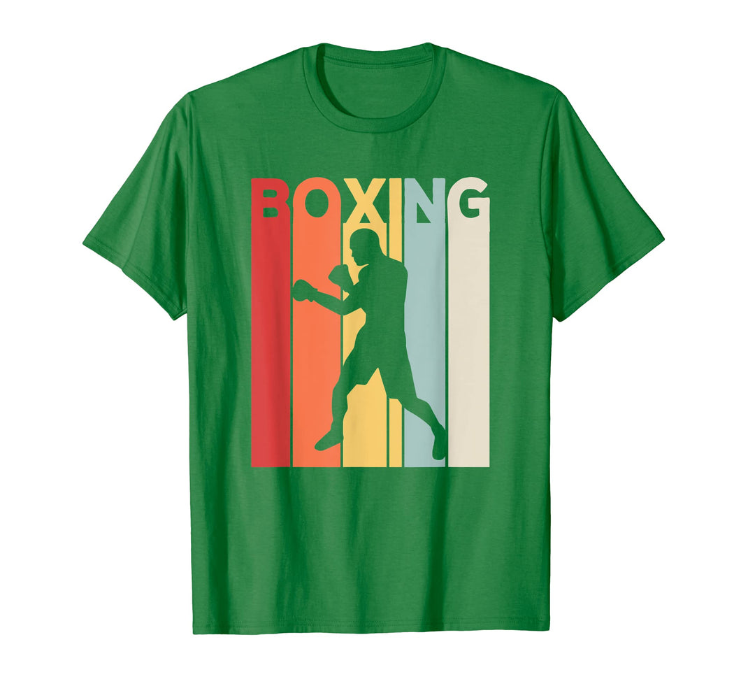 Vintage Boxing Shirts Boxer Gifts Fight Sports Punching Bag