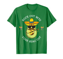 Load image into Gallery viewer, Rock out with your Guac Out Shirt
