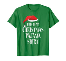 Load image into Gallery viewer, This Is My Christmas Pajama Shirt -Best Xmas Santa PJ Tee