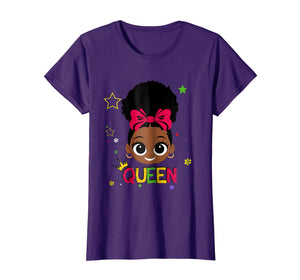 Back to School T-Shirts for Melanin Toddler and Kindergarten