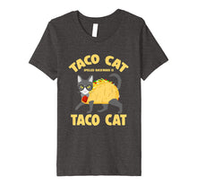 Load image into Gallery viewer, Taco & Cat Tacocat Spelled Backwards T-Shirt