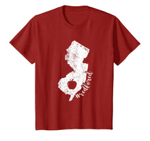 Load image into Gallery viewer, Red For Ed T-Shirt New Jersey Teacher Public Education