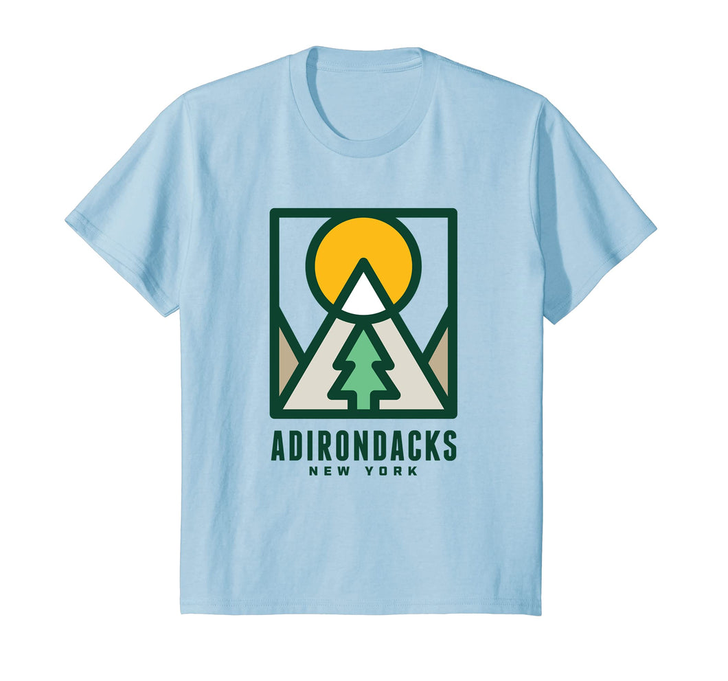 Adirondacks New York ADK Shirt