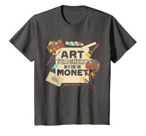 Art Teacher T Shirt - Love Art Teacher Shirts