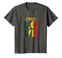 Load image into Gallery viewer, One Love Jamaican T Shirt Rasta Reggae