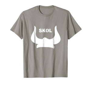 The Nordic Skol Helmet T Shirt