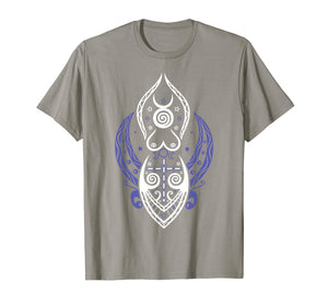 Hecate Shirt. Goddess of the Moon and Magic. Pagan Wicca Art