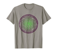 Load image into Gallery viewer, Celtic Knot T-Shirt Eternal Protection Shield