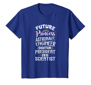 Kids Kid's Dream of the Future Shirt STEM