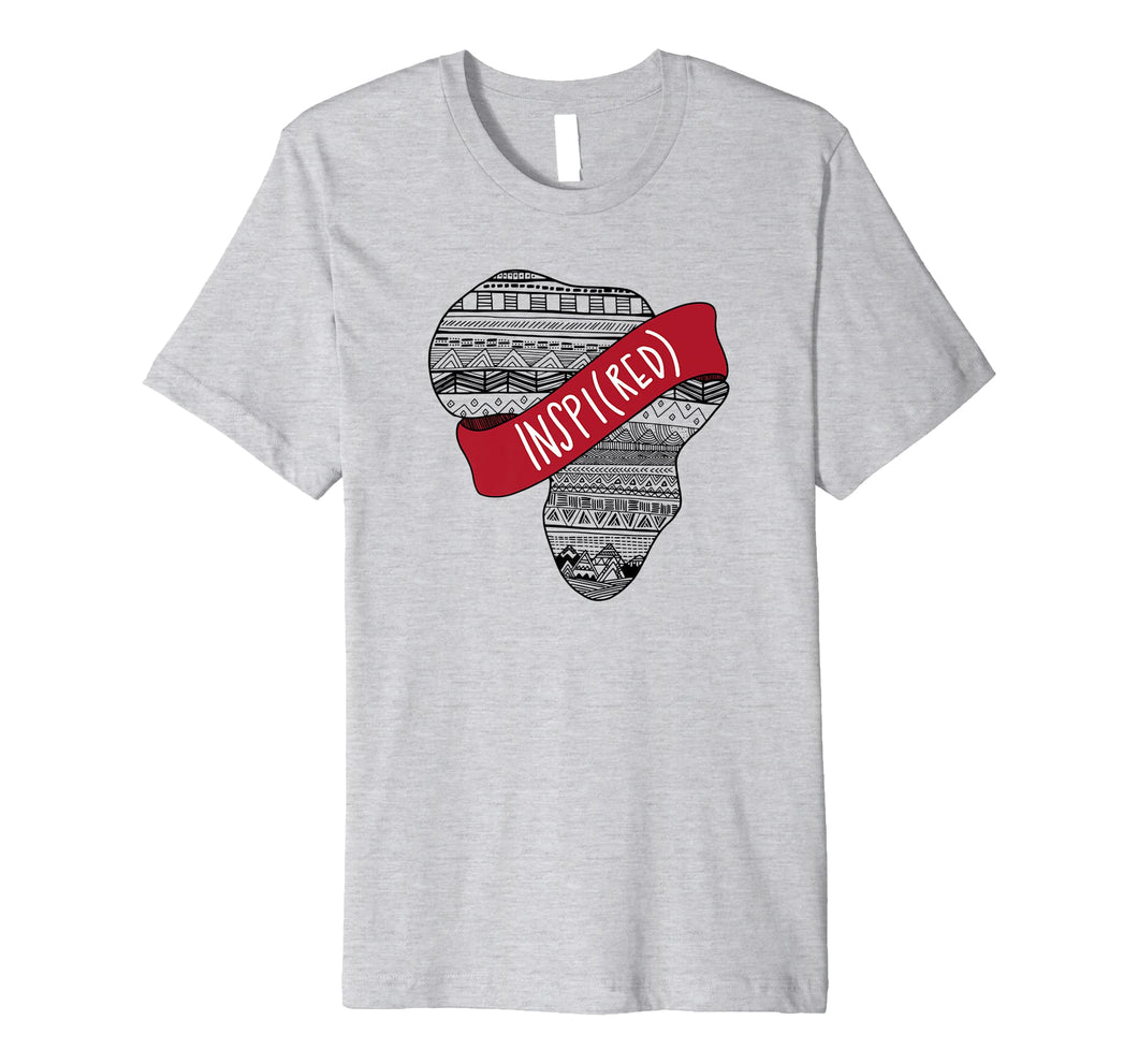 Africa INSPI(RED) T-shirt