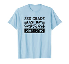 Load image into Gallery viewer, Last Day Autograph Shirt School 3rd Grade Fun Student Tshirt