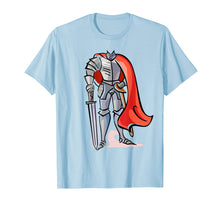 Load image into Gallery viewer, Kid Boy Knight who would be King Medieval Costume Shirt