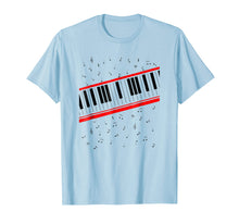 Load image into Gallery viewer, Beat It Piano Keyboard Tshirt