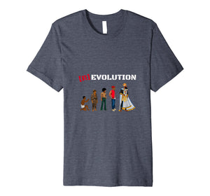 Evolution To Revolution (Man Version)