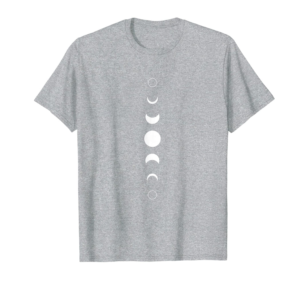 Bohemian Moon Phase Lunar Cycle Astronomy Shirt
