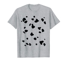 Load image into Gallery viewer, Dalmatian Dog Animal Halloween DIY Costume Funny Shirt