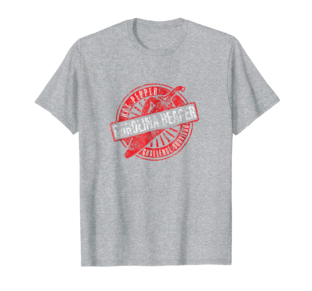 Carolina Reaper Spiciest Hottest Pepper Vintage Shirt