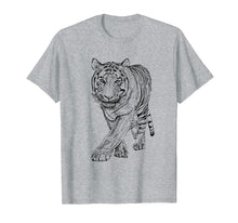 Load image into Gallery viewer, Tiger T-Shirt - Tiger Sketch Tee