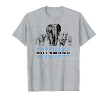 Load image into Gallery viewer, Big Five Botswana Pride T-shirt for Wildlife Lovers