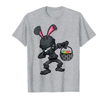 Load image into Gallery viewer, Easter Bunny Ninja Shirt Eggs Hunting Kung-Fu Rabbit Egg Tee