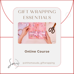 Gift Wrapping Essentials Online Course