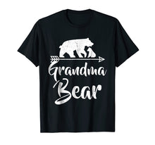 Afbeelding in Gallery-weergave laden, Grandma Bear T Shirt Best Gift Mother's / Father's Day