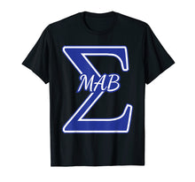 Afbeelding in Gallery-weergave laden, Mens Phi Beta Sigma - 1914 Blu Phi GOMAB Howard Shirt