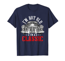 Afbeelding in Gallery-weergave laden, I'm Not Old I'm A Classic T-Shirt - 1954 65th Birthday Gift