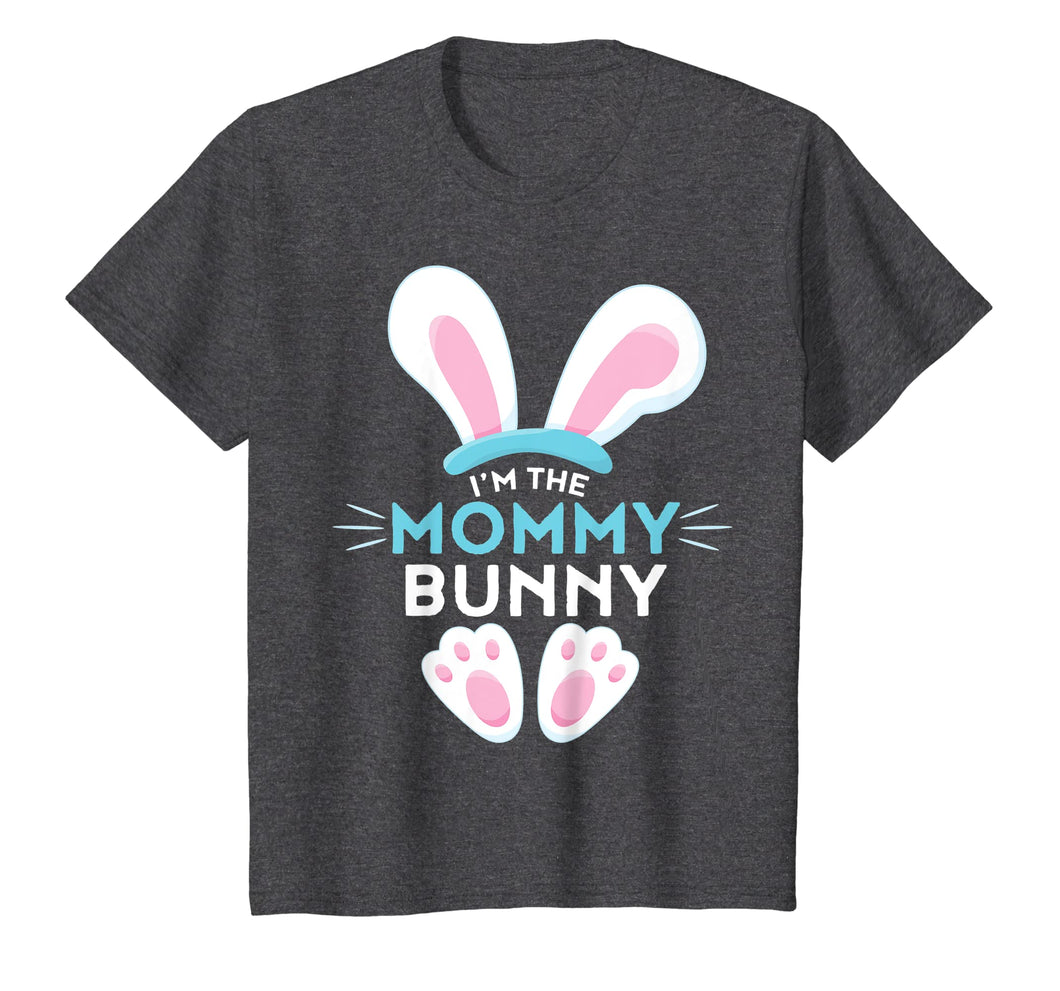 Matching Family Easter Shirts - I'm the Mommy Bunny