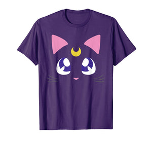 Moon Sailor Cat T shirt