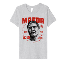 Afbeelding in Gallery-weergave laden, Maeda - Kano Jiu Jitsu - Legends Collection T-Shirt