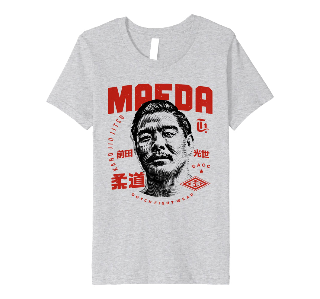Maeda - Kano Jiu Jitsu - Legends Collection T-Shirt