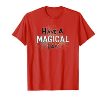 Afbeelding in Gallery-weergave laden, Have a Magical Day T-shirt
