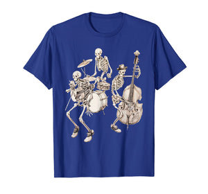 MIAPRINTSPRO Skull Band Shirt For Men