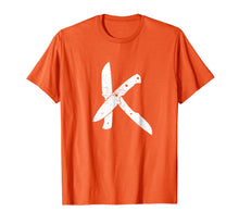 Afbeelding in Gallery-weergave laden, Knife Thursday Custom Fixed Blade Knife Tee Shirt