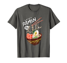 Afbeelding in Gallery-weergave laden, Japanese Ramen Noodle Food Soup Tasty T Shirt