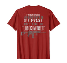 Afbeelding in Gallery-weergave laden, My Guns Won't Be ILLEGAL, The'll Just Be UNDOCUMENTED