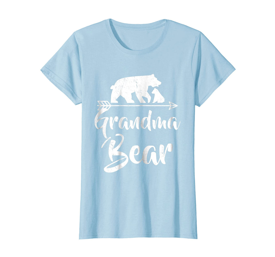 Grandma Bear T Shirt Best Gift Mother's / Father's Day