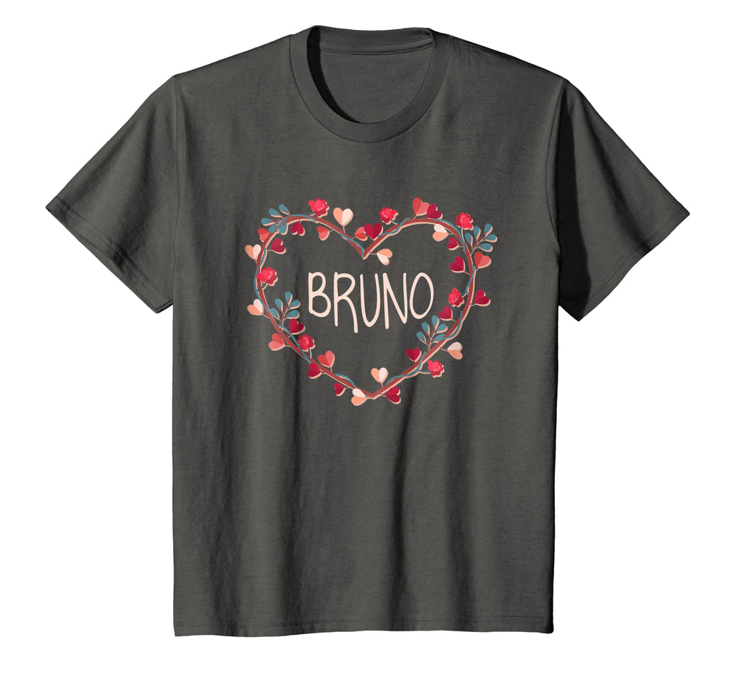 Love Heart Bruno Shirt Magic Lover Style