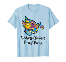 Afbeelding in Gallery-weergave laden, kindness changes everything bird hippie gypsy soul t shirt