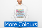 Board Games Hoodie featuring Gloomhaven - boardgamerstore